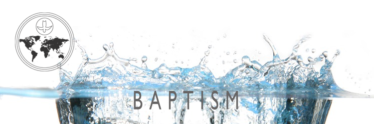 Baptism by being a new creation in Christ